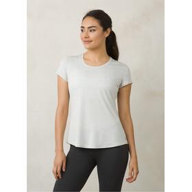 Prana Reeve SS Shirt Women silver